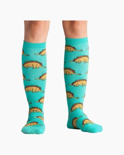Tacosaurus Women's Knee High Socks