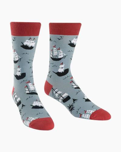 Ship Shape Men's Crew Socks
