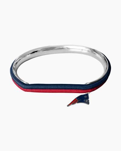 New England Patriots Hair Tie Bracelet