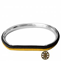 Little Earth Productions Boston Bruins Hair Tie Bracelet