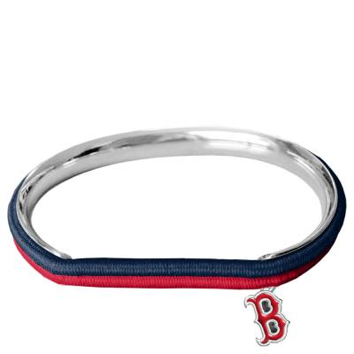 Boston Red Sox Hair Tie Bracelet