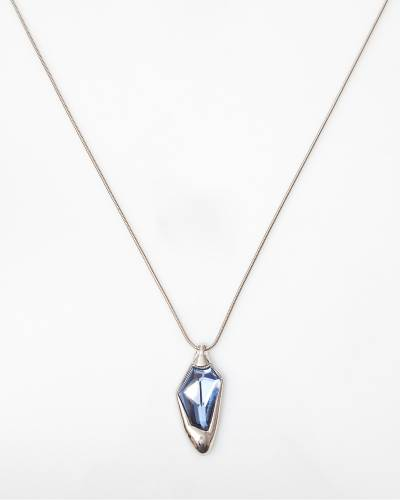 Exclusive Blue Crystal Necklace