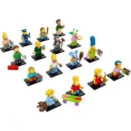 Lego LEGO Simpsons Minifigures- Blind Bag