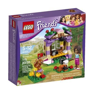 LEGO Friends Andrea's Mountain Hut