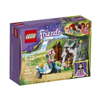 LEGO Friends First Aid Jungle Bike
