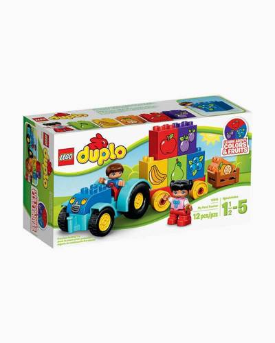 LEGO Duplo My First Tractor Set
