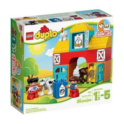 LEGO Duplo My First Farm Set