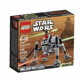 Lego LEGO Star Wars Homing Spider Droid Microfighters