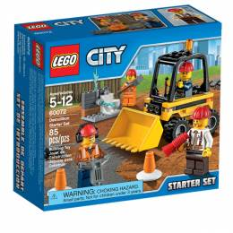 Lego LEGO City Demolition Starter Kit