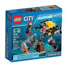 Lego LEGO City Deep Sea Starter Set