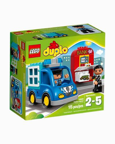 LEGO Duplo Police Patrol