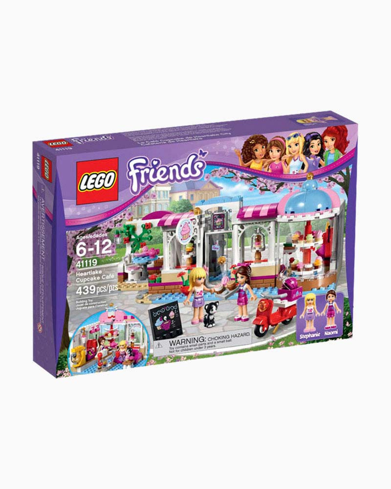 Lego LEGO Friends Heartlake Cupcake Cafe