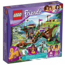 Lego LEGO Friends Adventure Camp Rafting