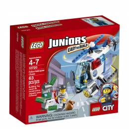 Lego LEGO Juniors Police Helicopter Chase
