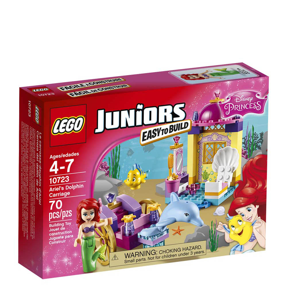 Lego LEGO Juniors Ariel's Dolphin Carriage