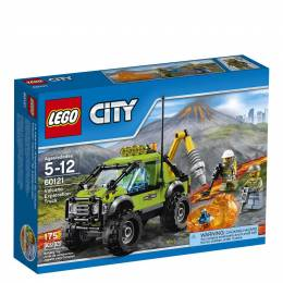 Lego LEGO City Volcano Exploration Truck