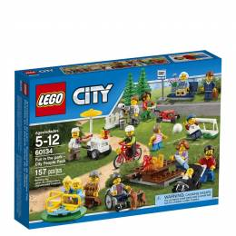 Lego LEGO City Fun in the Park City People Pack