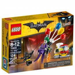 Lego The LEGO Batman Movie The Joker Balloon Escape