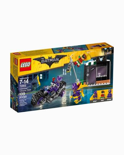 The LEGO Batman Movie Catwoman Catcycle Chase