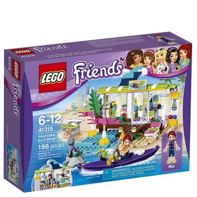 LEGO Friends Heartlake Surf Shop