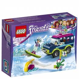 LEGO Toys LEGO Friends Snow Resort Off-Roader