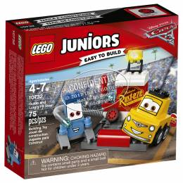 Lego LEGO Juniors Disney/Pixar Cars 3 Guido and Luigi's Pit Stop