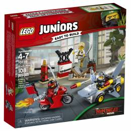 Lego LEGO Juniors Ninjago Shark Attack