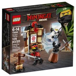 LEGO LEGO Ninjago Spinjitzu Training