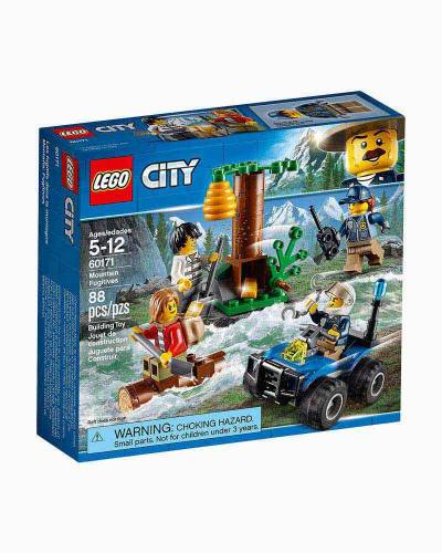LEGO City Mountain Fugitives