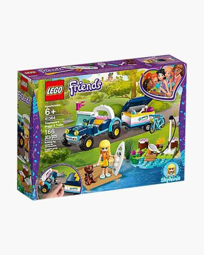 LEGO Friends Stephanie's Buggy and Trailer