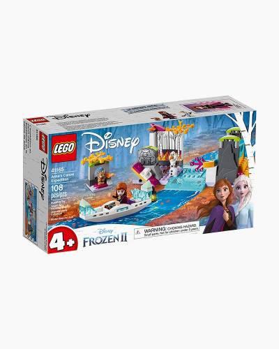 LEGO Disney Frozen 2 Anna's Canoe Expedition