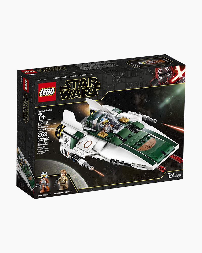 LEGO 75248 Star Wars Episode IX Resistance A-Wing Starfighter
