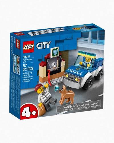 LEGO City Police Dog Unit