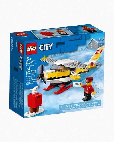 LEGO City Mail Plane
