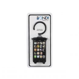 Funky Rico, Inc. Bondi - Black Cell Phone Holder