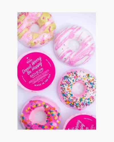 Sugar Cake Donut Bath Bomb (Assorted)