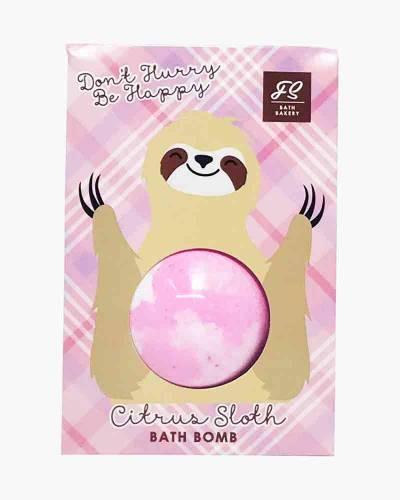 Don't Hurry Be Happy Sloth Bath Bomb