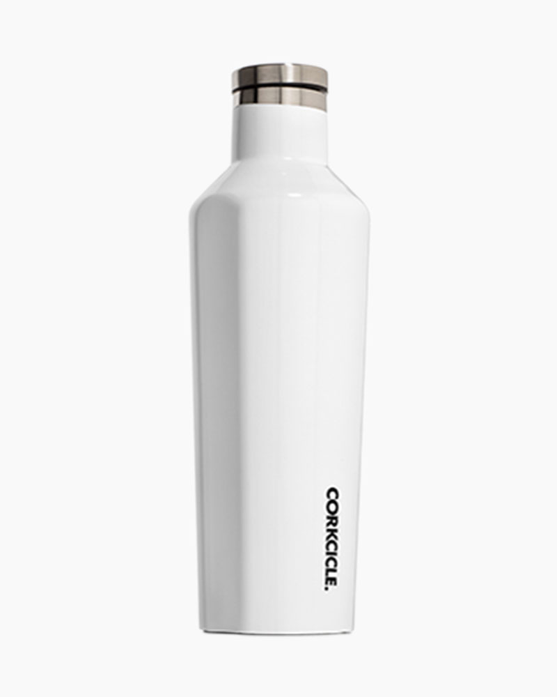 Corkcicle 16 oz. Corkcicle Canteen in Gloss White