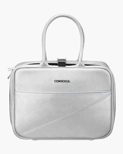 Baldwin Boxer Lunch Bag in Silver