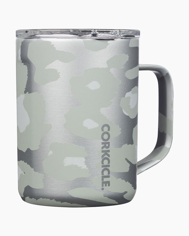 16 oz. Coffee Mug in Snow Leopard Alternate View