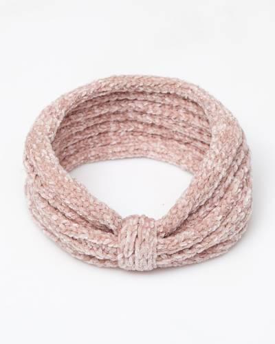 Knit Chenille Headband