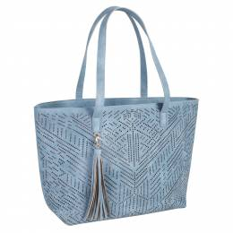 MMS Trading Laser-Cut Tote Bag Combo