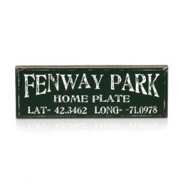Paint the Town, Inc. Fenway Park Wooden Magnet
