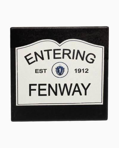Entering Fenway Ceramic Coaster