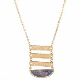 Mia and Tess Ladder Necklace