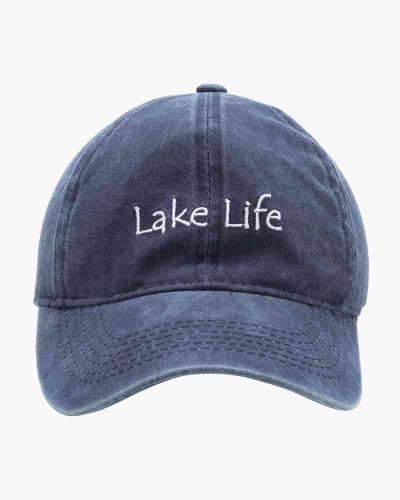 Lake Life Cap