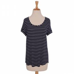 Giftcraft Navy Nautical Striped Tee