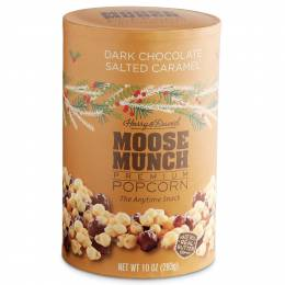Henry and David Dark Chocolate Salted Caramel Moose Munch Canister