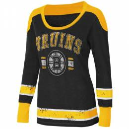 G-III Sports Women's Boston Bruins Power Play Tee