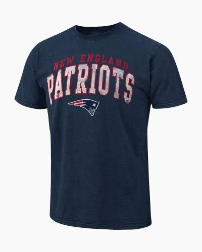 New England Patriots Men's Blitz Tee